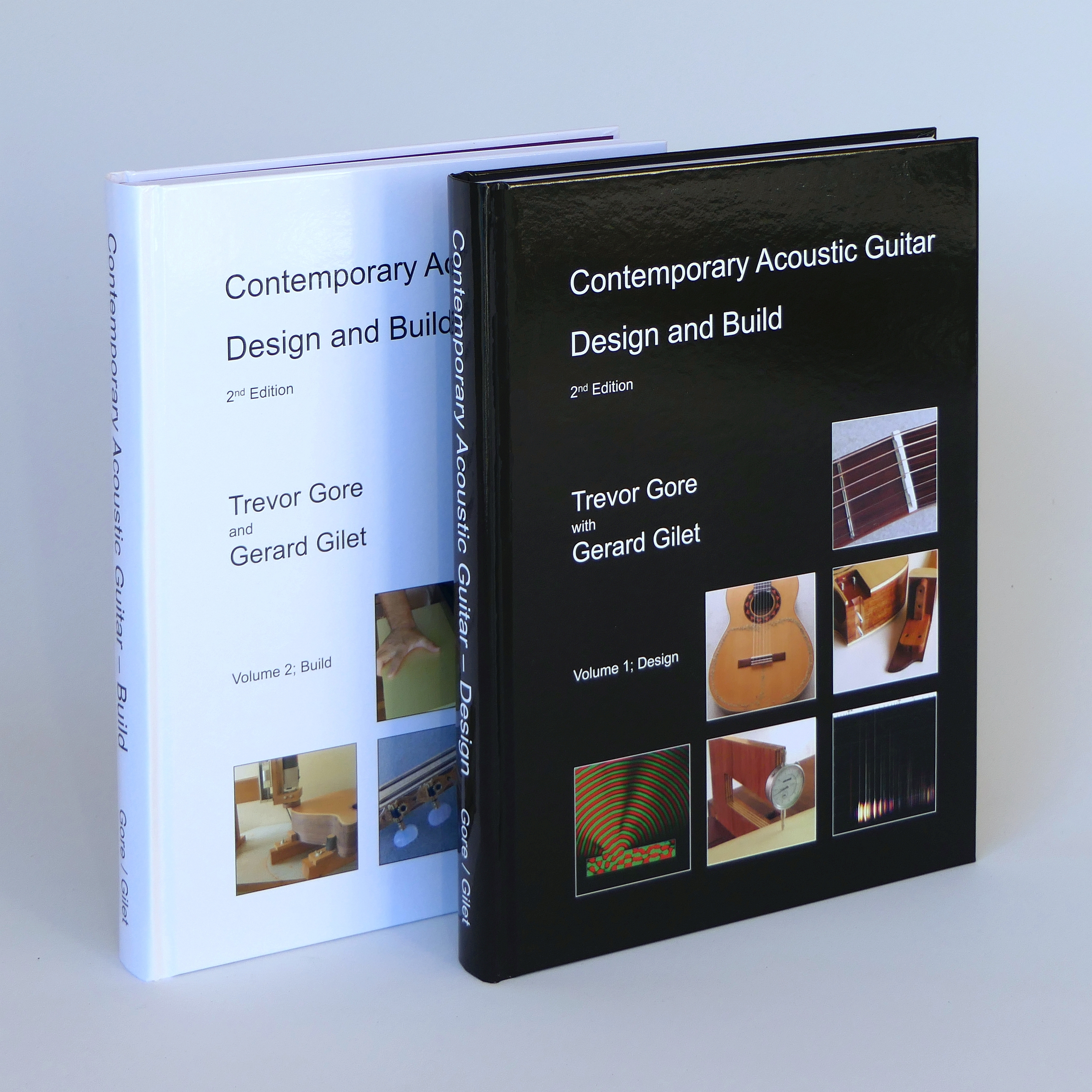 Books, Contemporary Acoustic Guitar Design and Build, 2nd Edition