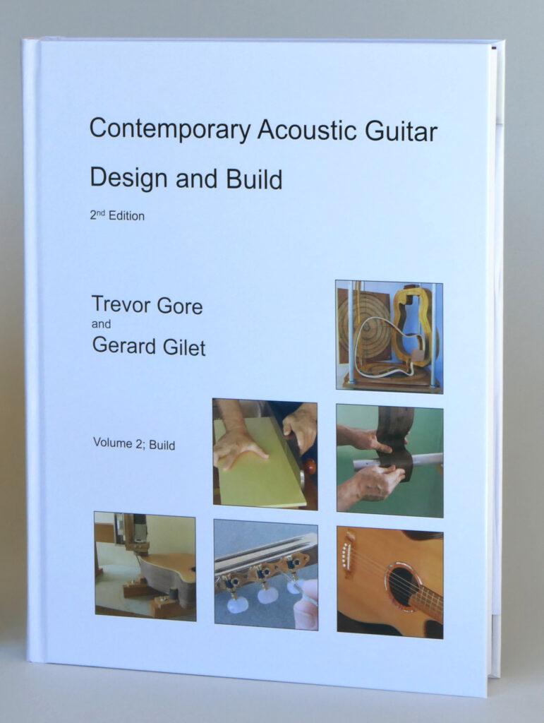 Contemporary Acoustic Guitar Build volume