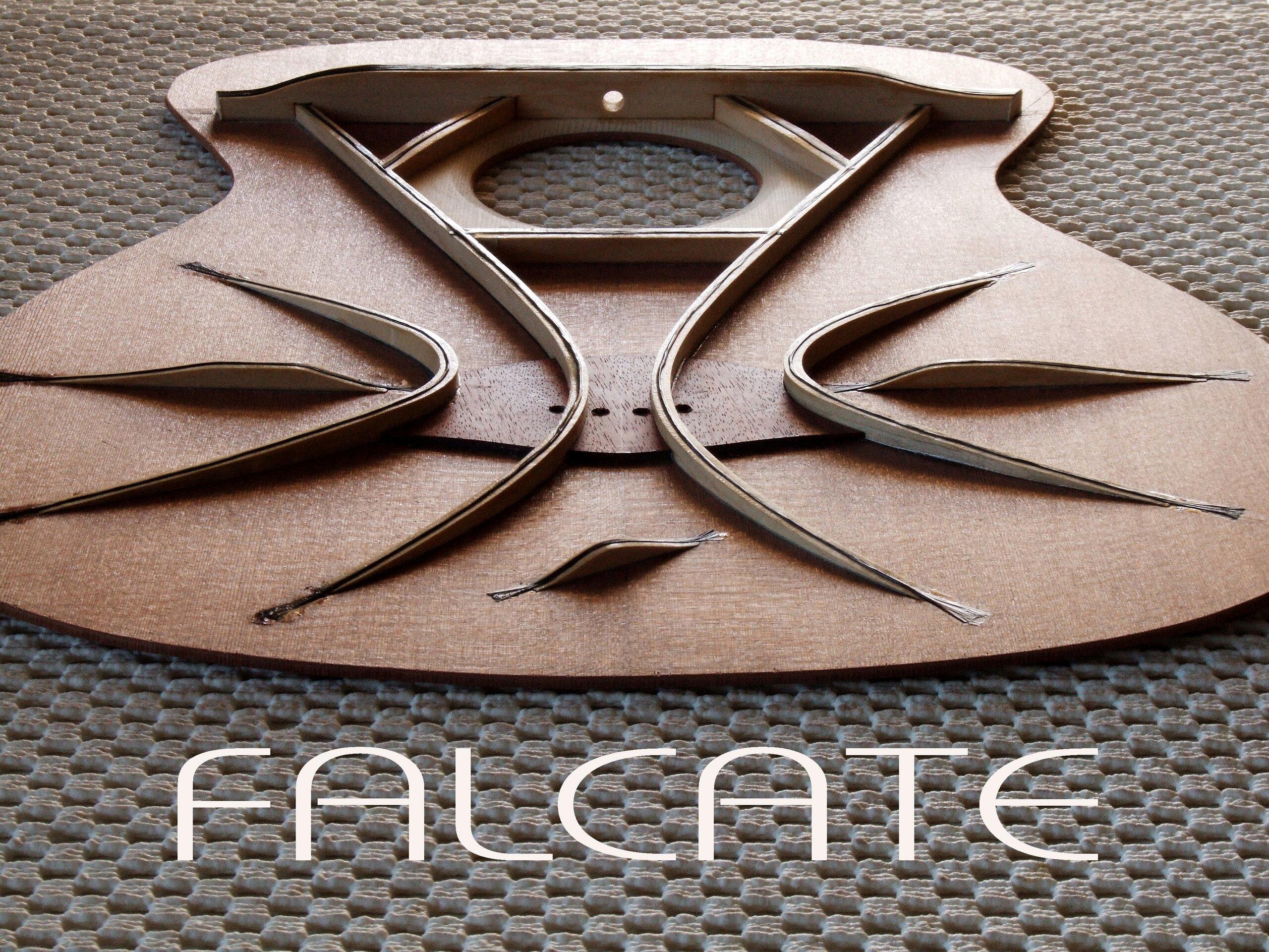 Falcate bracing avatar